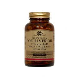 Super Cod Liver Oil Complex Softgels 60s