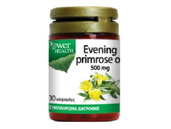 POWER HEALTH EVEN.PRIMROSE OIL 500MG*30C
