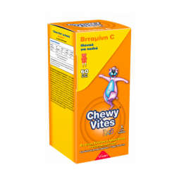 Vican Chewy Vites Vitamin C 60 μασώμενες ταμπλέτες