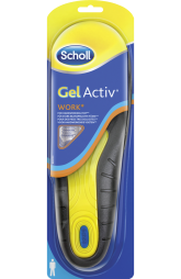 Dr Scholl Ανδρικοί Πάτοι Gel Active Work One Size (42-48) 1ζεύγος