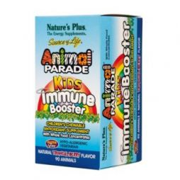 NATURE'S PLUS Kids Immune Booster Chewable Tabs 90s