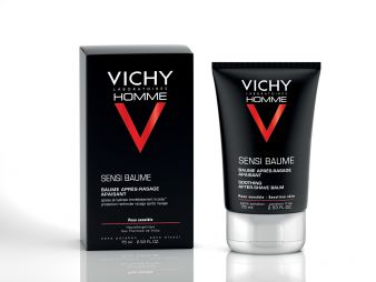 Vichy Sensi Baume Ca After Shave Balm 75ml -