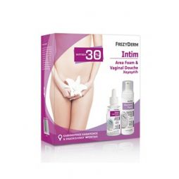 Frezyderm Set Intim Area Foam 150ml + Vagina Douche Χαμομήλι 150ml