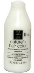 APIVITA NATURE'S HAIR COLOR PROFES.COLORDEV10VOL