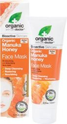 DR.ORGANIC MANUKA HONEY FACE MASK 125ML