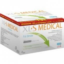 XL-S MEDICAL FAT BINDER 180ΔΙΣΚΙΑ (3*60)-25€