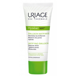 URIAGE Hyseac Mat' Emulsion, 40ml