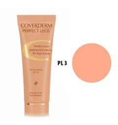 COVERDERM PERFECT LEGS SPF16 NO3