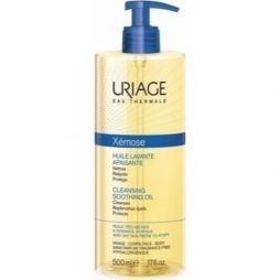 URIAGE XEMOSE CLEANSING SOOTHING OIL 500ML  0