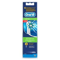 Oral B Cross Action, 2 τμχ
