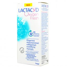 LACTACYD OXYGEN FRESH 200ML