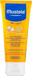 Mustela Bebe Very High Protection Sun Lotion SPF50+ 200ml