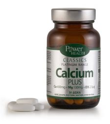 POWER HEALTH CLASSICS PLATINUM - CALCIUM PLUS 30S