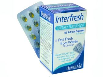 HEALTH AID INTERFRESH BREATH FRESH 50CAPS