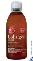 NUTRALEAD COLLAGEN ΡΟΔΙ 500ML