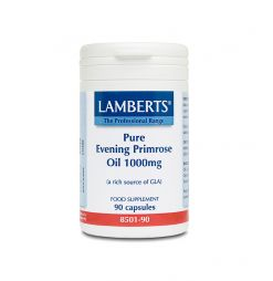 Lamberts Evening Primrose oil 1000mg 90caps (Ω6)
