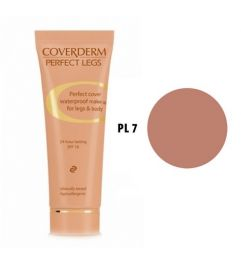 COVERDERM PERFECT LEGS SPF16 NO7