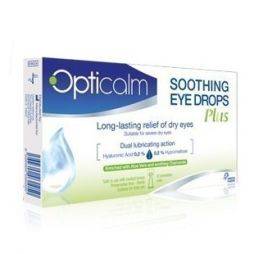 OPTICALM SOOTHING EYE DROPS PLUS