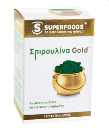 SUPERFOODS SPIRULINA GOLD EUBIAS 300MG 180 TAB.