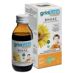 ABOCA GRINTUSS Syrup Periatric 180g