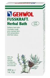 Gehwol Fusskraft Herbal Bath, 400gr