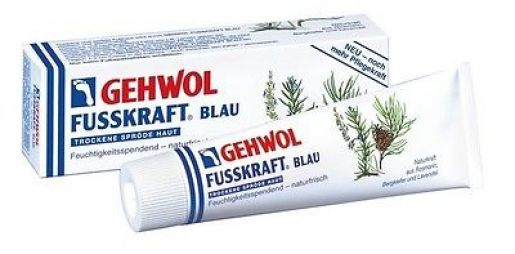 GEHWOL Fusskraft Blue 125 Ml