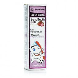 FREZYDERM-SENSITIVE KIDS toothpaste 6+