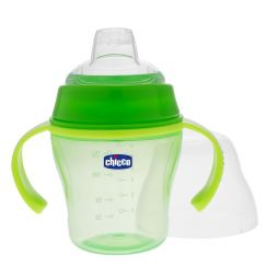 Chicco Soft Cup 6m+ Πράσινο (F04-06823-50)