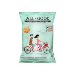 ALL GOOD CRISPS - ONION & SOUR CREAM 30gr