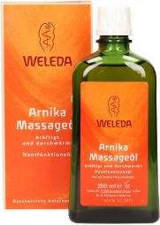 WELEDA Massage Balm with Arnica 100 ml