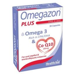 OMEGAZON  PLUS   30caps