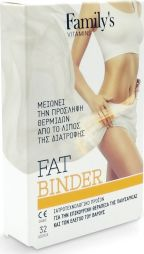 Power Health Family's Vitamins Fat Binder 32 κάψουλες