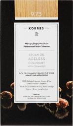 Korres Argan Oil Ageless Colorant Νο 9.73 Χρυσό Κάστανο 50ml