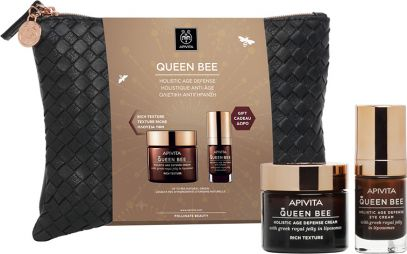 Apivita Queen Bee Set Rich Texture
