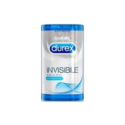 DUREX INVISIBLE 6ΤΜΧ.