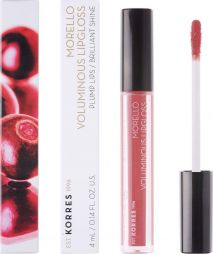 KORRES VOLUMINOUS LIPGLOSS 16 BLUSHED PINK 4ML