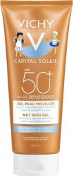Vichy Capital Soleil Wet Skin Gel for Children Sensitive Skin SPF50+ 200ml