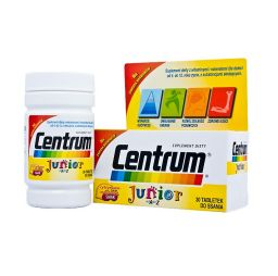 CENTRUM JUNIOR 30CAPS A-ZINC