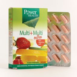 POWER MULTI+MULTI EXTRA 30TABL