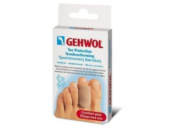 Gehwol Toe Protection Cap Medium 2 Τεμ.