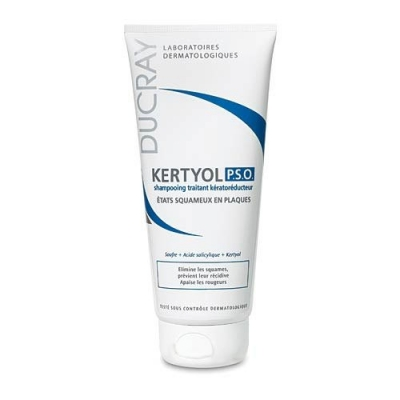 DUCRAY KERTYOL P.S.O. SHAMPOOING 200ML