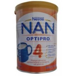 Nestle Nan 4 Optipro, 400gr